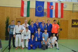 Tigers rocken Vienna International Open 2015