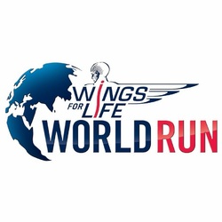 Tigers helfen beim Wings for Life World Run